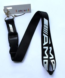 Wholesale men s car automobile Key lanyards for collection Auto mobile strap japanese brand Logo Holder Cellphone