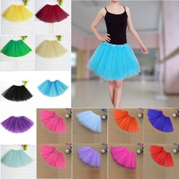 Wholesale 2015 cheap fashion Adult Women Party Costume Petticoat Ballet Princess Adult Organza Dancewear Tutu Skirt Pettiskirt