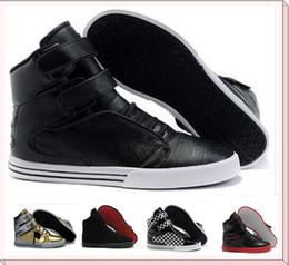 Wholesale Men High Top Sneakers Justin Bieber Hip Hop Shoes Mens Casual Trainers Men s Sport Shoe Hip Hop Shoes