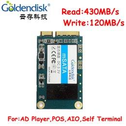 Wholesale Hot Sell Top Speed mSATA GB SSD Solid State Drive POS SSD All in One Hardware Terminal Disk MINI PCIe High performance