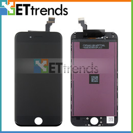 Wholesale For iPhone Complete LCD Digitizer Assembly with Earpiece Anti dust Mesh Installed High Copy LCD LT A Test One by One AA1395