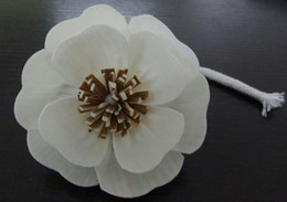 Wholesale Hot Sale New Design and High Quality Diameter cm Sola Flower with Wick as Air Freshner