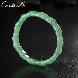 Wholesale 2014 nuevo moda verano ágata rebordea pulseras brazaletes clásico chino joyas Natural SZ013 piedra Jade envío gratis