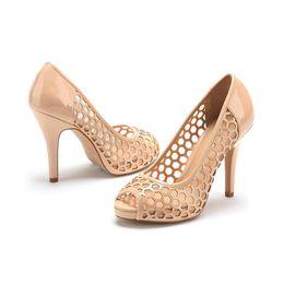 Wholesale 2015 shoes SIXTY NINE Brand Hollow high heel shoes dress shoes