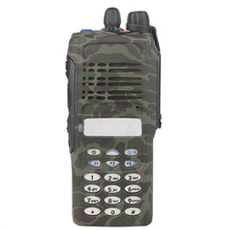 Wholesale Camouflage Complete Radio Service Parts Cover Housing Case Kit For Motorola GP338 GP380 PTX760 J6419M