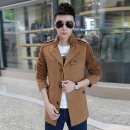 Fall-Free shipping new 2015 winter men's fashion coat big yards