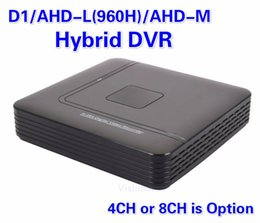 Wholesale New AHD M DVR Channel Channel CCTV AHD DVR H AHD M Hybrid DVR P NVR in1 Video Recorder For AHD Analog IP Camera Mobile
