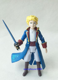 "Le Petit Prince 4"" The Little Prince Action Figure with Sword in Splendid Dress"