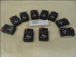 Wholesale HK POST AIR T10 Equipment m paty Fireworks Firing system ignition CUES Radio fire big Control Electronic Wire display