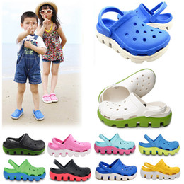 Wholesale new products will be aicar open style garden baby boy and girl children s shoes sandals
