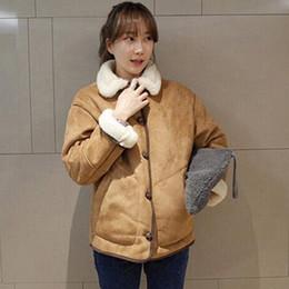 Korea purchasing Slim thin woolen coat ladies winter coat thick wool coat a go