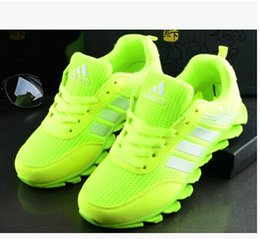 Wholesale 2015 new blade summer fashion footwear net surface breathable sneaker suspension running shoes sport casual shoes k1686