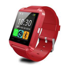 Wholesale Brand New DZ09 U8 GT08 A1 smart watch bluetooth sports watch Altimeter Barometer Pedometer DHL free mix colors drop shipping