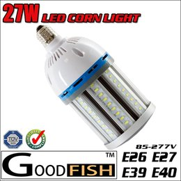 Wholesale Super Bright w Led Corn Bulb Light E26 E27 E39 E40 Led Garden Lamp Led High Bay Lights Replace CFL