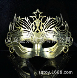 Wholesale Factory direct sale masks Supply of anti ancient man mask dance mask mask mask Roman Gladiator Crown