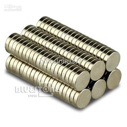 Aimant néodyme forte à vendre-500 pcs / lot forts Round Disc Vérin Magnets D6 mm x 1,5 mm Rare Earth néodyme Livraison gratuite
