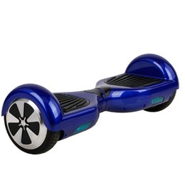 Wholesale Best Smart Balance Wheels Inch Two Wheels Electric Scooters Dark Blue Hoverboard Smart Balance Scooters Wheels TG Q3