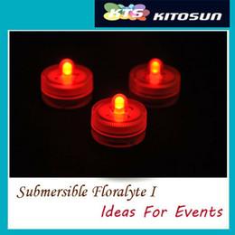 Luces individuales con pilas en Línea-Venta caliente La gente amaba 120pcs envío rápido 2pcs CR2032 Baterías Sibmersible batería individual Mini luces LED
