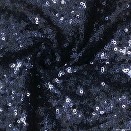 "1Yard 3mm Sequin Dress Fabric 48"" With Sequin Fabric Custom Length Swatch Sample For Bridesmaid  Prom Eveninig Royal Blue Gold Silver Etc."
