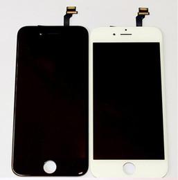 Wholesale iPhone plus pantalla LCD táctil digitalizador de pantalla completa con reemplazo Marco Asamblea completa para iPhone iphone más DHL Barco