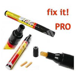 Wholesale Fix It Pro Clear Car Scratch Repair Filler Sealer Pen Remover Simoniz Clear Coat Applicator Car Care with OPP Bag Factory Direct Free DHL