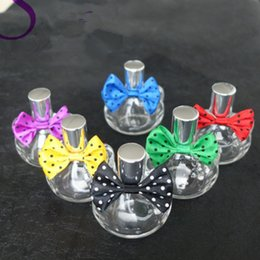 wholesale 10pcs lot 40ML Kitty Glass Perfume Bottle,Refillable Fragrance Perfume Atomizer, Glass Perfume Bottle With Sprayer