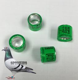 Wholesale pigeon ring pigeon leg ring band inner diameter mm band ring