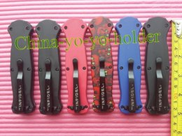 Wholesale Bench BM MCHENRY knives McHenry design pocket knife camping gear w retail box Christmas gift