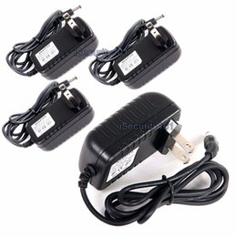 NEW 4x DC 12V 1A Power Supply AC100-240V Input Converter Adaptor for US Style