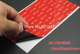 Wholesale pieces M VHB Double sided Double Side Tape Foam Adhesive Sheets mmx100mmx0 mm Very High Bond