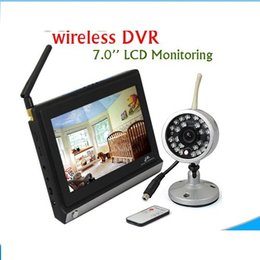 Wholesale 7 quot LCD Baby Monitor Best Selling GHz Wireless Voice Control Monitor With Night Vision
