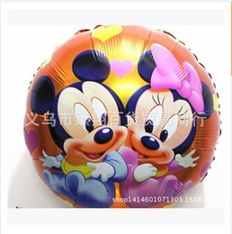 Wholesale 88 styles Halloween Cartoon balloons Frozen Balloons for Party Decoration Helium Cartoon Foil Inflatable Kids Toy Christmas Balloon R001076