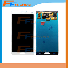 Original LCD Touch Screen & Digitizer Assembly for Samsung Galaxy Note 4 N910 N910T N910P N910R4 N910V N910A N910E N910H Best
