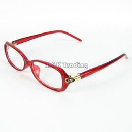 Glasses Shop Brand Optical Frame Designer Small Size Eyeglass Frame Metal Hinge 4 Colors 12pcs lot