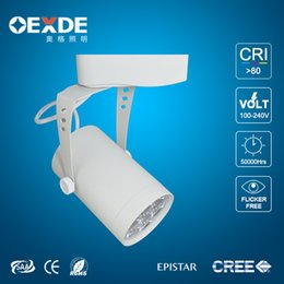 Wholesale 2016 new product adjustable track led light w w w ceiling light housing ac85 V wall ceiling spotlight