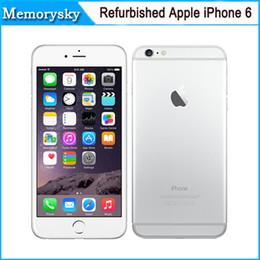 "Unlocked Original Apple iPhone 6  iphone 6 Plus Cellphone 16GB 64GB 128GB 4.7""IPS IOS 8 Dual Core 8MP 1080P WIFI Smart Mobile Phone 00286"