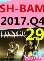 on Top-sale 2017.10 October Q4 New Routine SH BAM 29 Aerobics Exercise Fitness Videos BAM29 SH29 Video DVD + Music CD