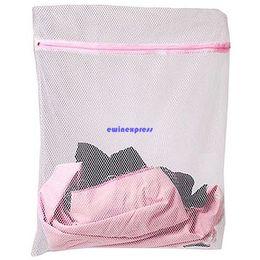 Х большой Онлайн-3 х Сжатые стирка белья Mesh Сумки Чистые носки Нижнее белье Wash 1 Большой 1 Средний 1 Малые