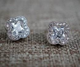 wonderful diamond l v;prt lady's earings ( 13*13 mm) (nnsssp)