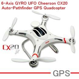 Wholesale Drone FPV Quadcopter Cheerson CX MP MP HD camera real time view RC Quadcopter CH aerial RC Drone Aereo Con Camara Go pro