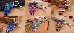 New 2016 Various Cute Animals Silicon Key Caps Covers Keys Keychain Case Shell Novelty Item Key Accessories Car Keychain Ring