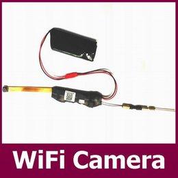 Caméscopes mini- en Ligne-Haute qualité WIFI Mini Camera Module Télécommande Caméscope IP P2P CCTV Caméra Full HD 1080P Hidden DVR Mini DV Video Recoder