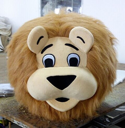 2015 adult lion mascot costume lion head costume lion head mascot for party, Same as Pictured!
