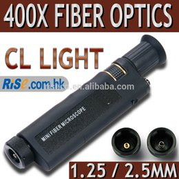 Wholesale x Fiber Optical Inspection Microscope LED mm