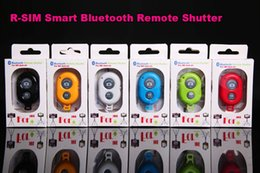 R-SIM Smart Bluetooth Remote Shutter For iOS Android(iphone Samsung Smartphone)