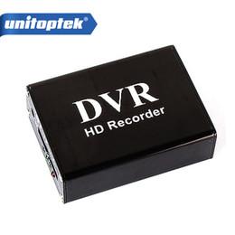 Super-Smart Mini Hidden HD 1 Channel DVR Board real time The Fashional Shape Security DVR Color Black