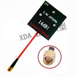 Wholesale Hubsan H501S km farther FPV XDA FPV G Ghz dBi High Gain Panel Antenna