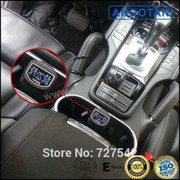 Wholesale Universal TPMS Wireless Tire Pressure Monitoring System car Tire Monitor System with Sensors LCD Display and alarm function