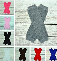 Baby Leg Warmers Toddler Infant Girl Leg Warmers Baby Leg Warmer 8 colors 12pair lot Queenbaby
