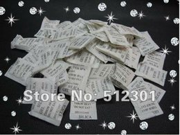 Wholesale new Packs Silica Gel Desiccant g pack Absorb Moisture Dry Dag
